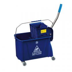 Ведро для уборки на колесах Ksitex-027VL