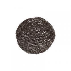 Губка для посуды Инокс спиральная, металлическая