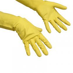 Перчатки резиновые на хлопковой основе Виледа Контракт