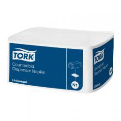 Салфетки Tork Counterfold, 30x33