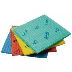 Салфетки для влажной уборки помещений Виледа Бризи