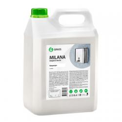 Концентрированное жидкое мыло Milana, канистра 5 кг