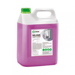 Жидкое крем-мыло Milana «Черника в йогурте», GRASS, 5 кг