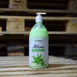 Жидкое крем-мыло Milana «Алоэ Вера», GRASS, 1 л