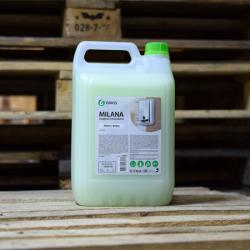 Жидкое крем-мыло Milana «Алоэ Вера», GRASS, 5 кг