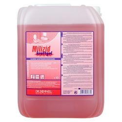 MILIZID KRAFTGEL - средство для чистки туалетов, ванн и душевых
