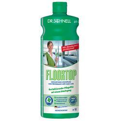 FLOORTOP - очистка и защита напольных покрытий