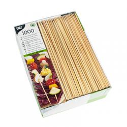 Шампуры для шашлыка деревянные, 20 см