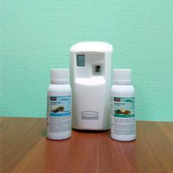 Диспенсер для освежителя воздуха Rubbermaid Microburst 3000 LCD