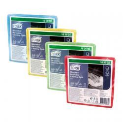 Салфетки Tork Microfiber Re-Usable Cleaning Cloth