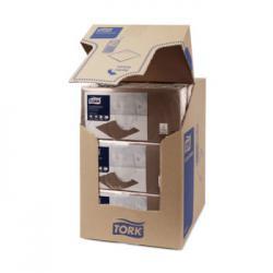 Барные салфетки Tork 24x24, 12 пачек в коробе