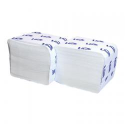 Листовая туалетная бумага Lime в пачках 250840