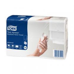 Двухслойные листовые полотенца Tork