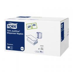 477687 Tork JustOne диспенсерные салфетки 16x24 см