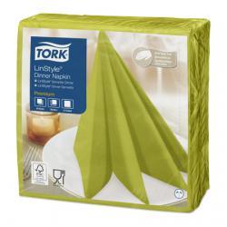 478876 Tork LinStyle Premium 39x39 см, цвет фисташка