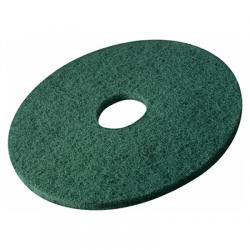 Пад ДиноКросс для влажной чистки, 430 мм, 5 шт, зеленый