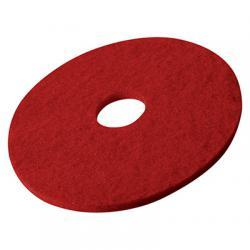 Пад для полировки Виледа ДиноКросс 430 мм, красный