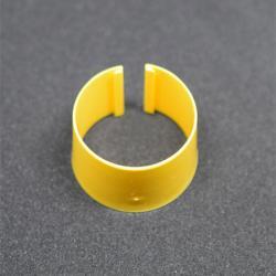 Желтое кольцо цветовой кодировки для ручек Виледа