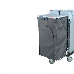 Чехол для мусорного мешка 120 л для тележек Виледа Ориго
