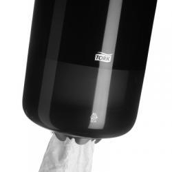 Мини-диспенсер для полотенец с центральной вытяжкой Tork Elevation