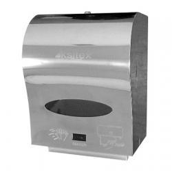 Ksitex A1-21S сенсорный диспенсер для рулонных полотенец