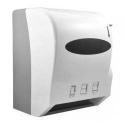 Ksitex AC1-13W диспенсер с рычагом для рулонных полотенец