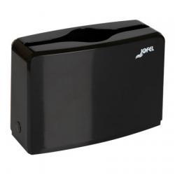 Черный настольный диспенсер для салфеток Jofel AH52600