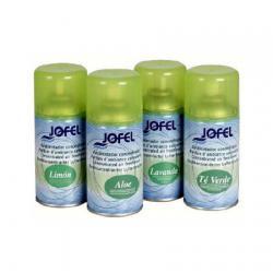 Аэрозольные освежители воздуха Jofel (разные ароматы)