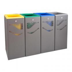 Модульная система для сортировки мусора Jofel AL707050