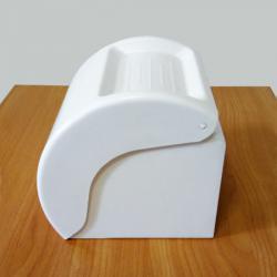 Диспенсер Clean River для туалетной бумаги в рулонах