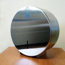 Диспенсер Clean River для туалетной бумаги в мини-рулонах