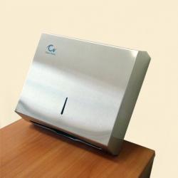 Стальной диспенсер для бумажных полотенец CR-ZH-S218
