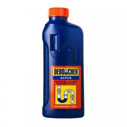 Средство для прочистки труб DEBOUCHER, 1 л