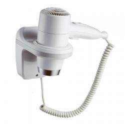 Настенный фен Ksitex F-1800W белый 1800 Вт