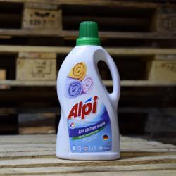 Гель Grass Alpi для цветного белья 1,5 л