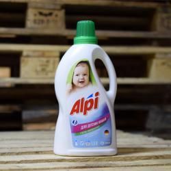 Гель Grass Alpi для детского белья 1,5 л