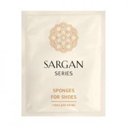 Одноразовая губка для обуви SARGAN SPONGER FOR SHOES