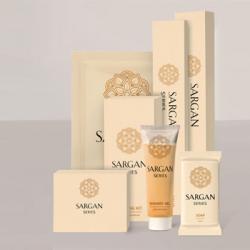 Одноразовые наборы SARGAN для номерного фонда гостиниц