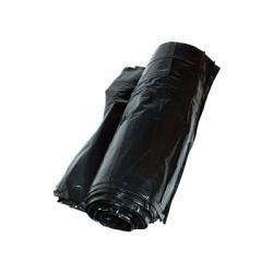 Мусорные мешки ПВД 120 литров 55 мкм 50 шт
