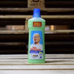 Средство для мытья полов и стен MR.PROPER, 750 мл