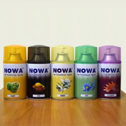 Спрей освежитель воздуха Nowa в ассортименте