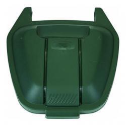 Зеленая крышка для контейнера Rubbermaid, артикул R002222