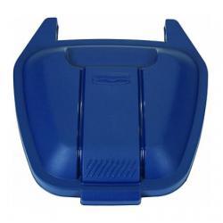 Синяя крышка для контейнера Rubbermaid, артикул R002223
