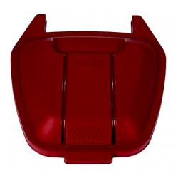 Красная крышка для контейнера Rubbermaid, артикул R039246
