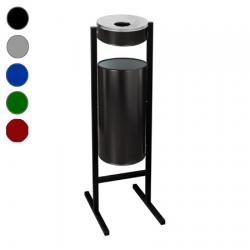 Урна-пепельница Титан СтритЛайн, 25 л, цвет на выбор