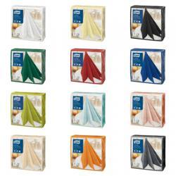 Салфетки Tork LinStyle Premium 39x39 см, цвет на выбор