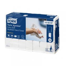 Tork Xpress листовые полотенца сложение Multifold