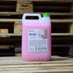 Жидкое крем-мыло Milana «Спелая черешня», GRASS, 5 кг