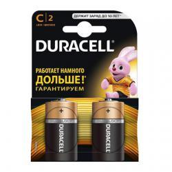 Батарейки Duracell C LR14 MN1400 2 шт